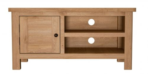 Richmond Rustic Oak Standard TV Unit